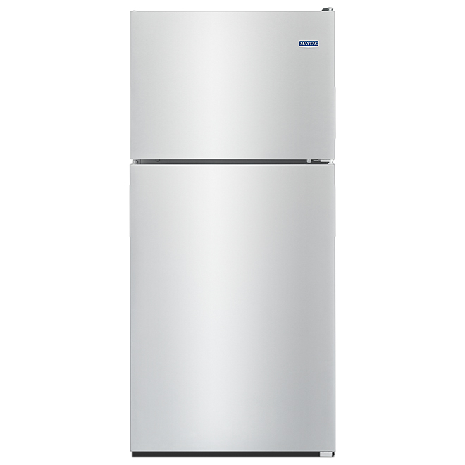 "Top-Freezer Refrigerator - 30"" - 18 cu. ft. - SS"