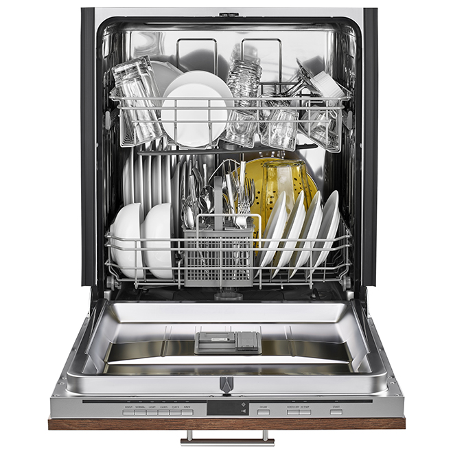 "Whirlpool(TM) Dishwasher - 24"" - Panel-Ready"