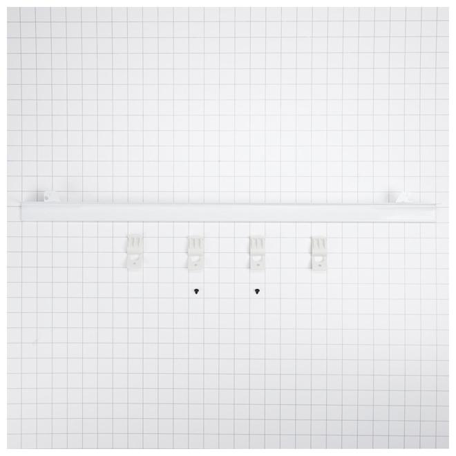"""Ensemble d'installation pour four encastré, 27"""", blanc"""