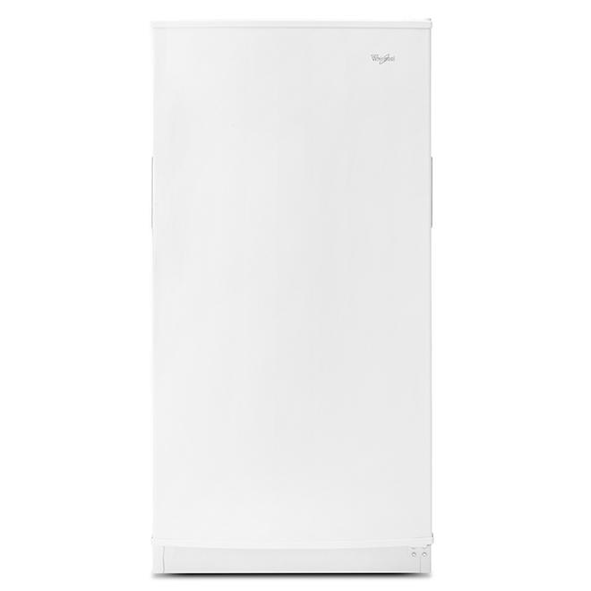 "Whirlpool(TM) Upright Freezer - 30 1/4"" - 16 cu. ft. - White"