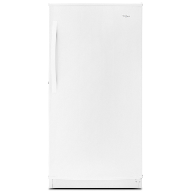 "Whirlpool(TM) Upright Freezer - 30"" - 16 cu. ft. - White"