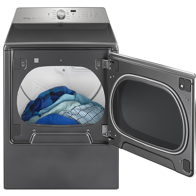 Maytag(R) Gas Dryer with Steam Cycle - 8.8 cu. ft. - Slate