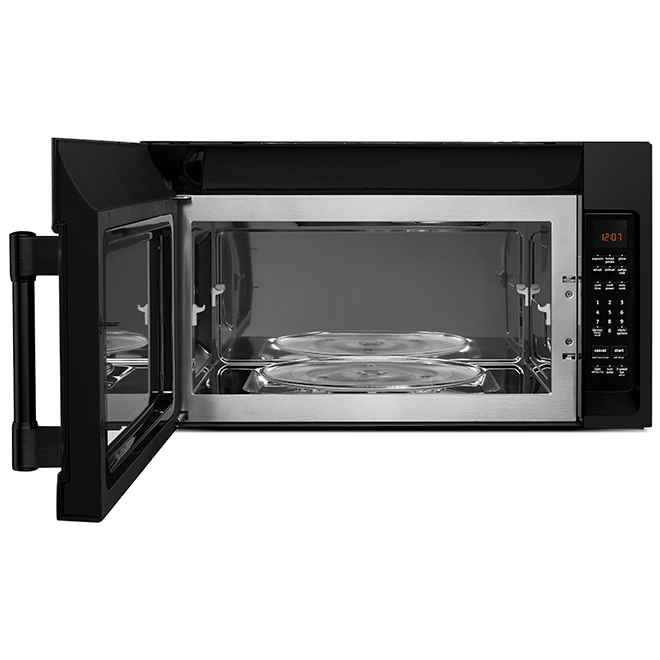 """Maytag Over-the-Range Microwave Oven - 30"""" - 2 cu. ft. - Black"""