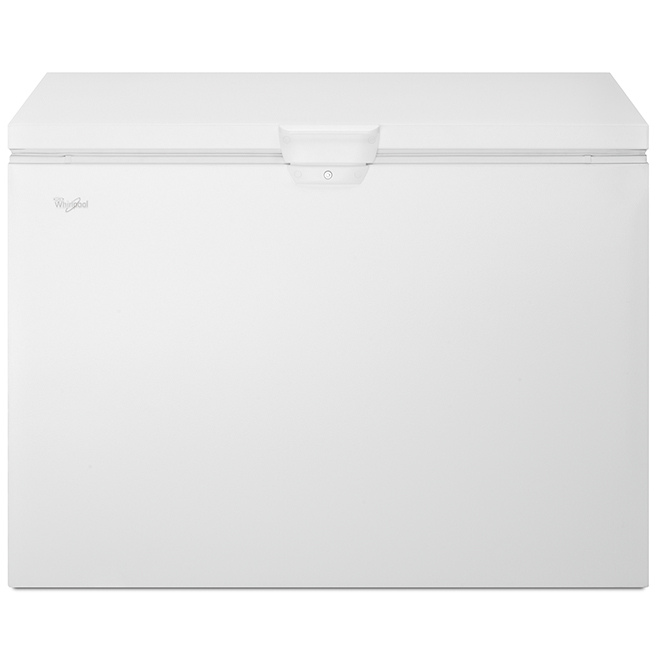 "Whirlpool(TM) Chest Freezer - 48"" - 15.0 cu. ft. - White"