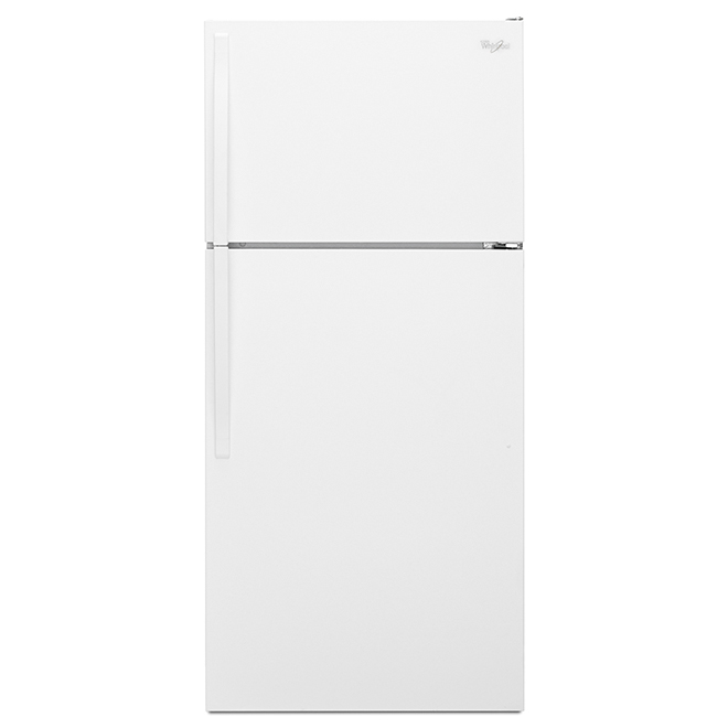 "Top-Freezer Refrigerator - 28"" - 14.3 cu. ft. - White"