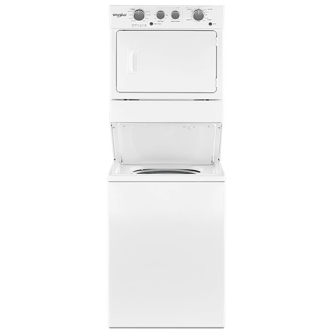 Whirlpool Gas Laundry Centre - 4.0 cu.ft./5.9 cu.ft. - White