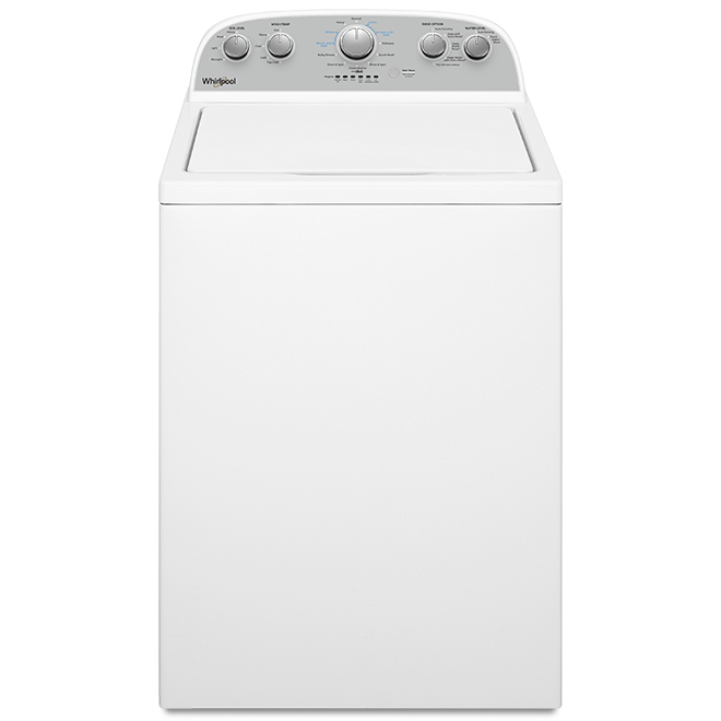 Top-Load Washer - 4.5 cu. ft. IEC - White