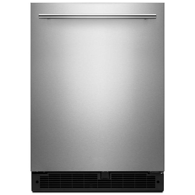 Undercounter Refrigerator - 5.1 cu. ft. - Stainless Steel