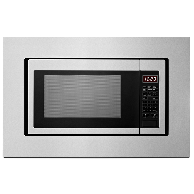 "Microwave Trim Kit - 27"" - Stainless Steel"