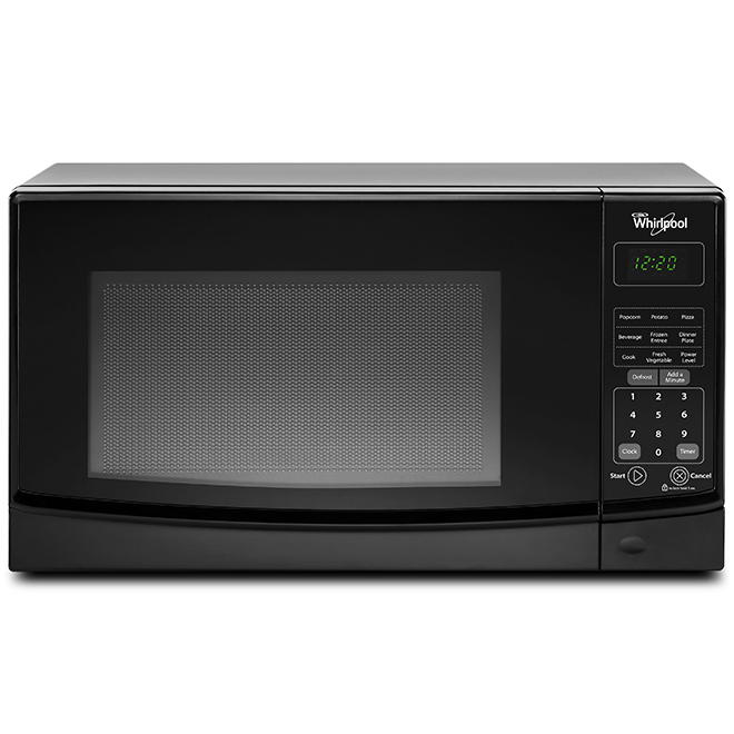 Counter Top Microwave Oven - 0.7 cu. ft. - 700 W - Black