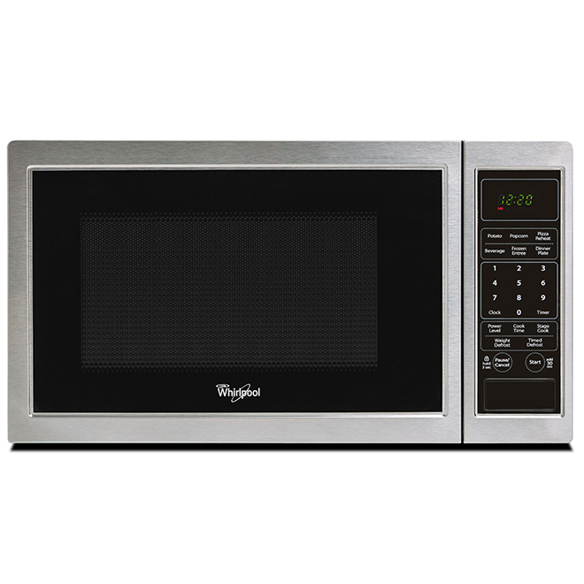 Counter Top Microwave Oven - 0.9 cu. ft. - 900 W - SS