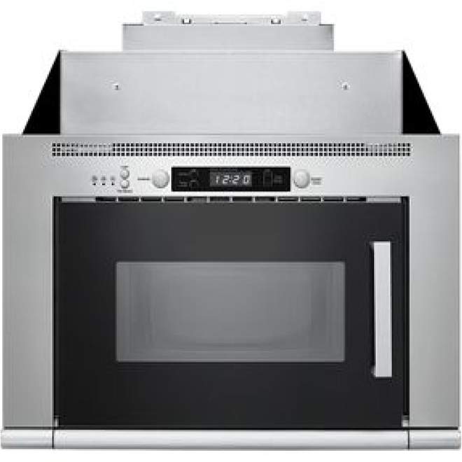 Over-the-Range Microwave Oven - 66 dBA - Stainless Steel