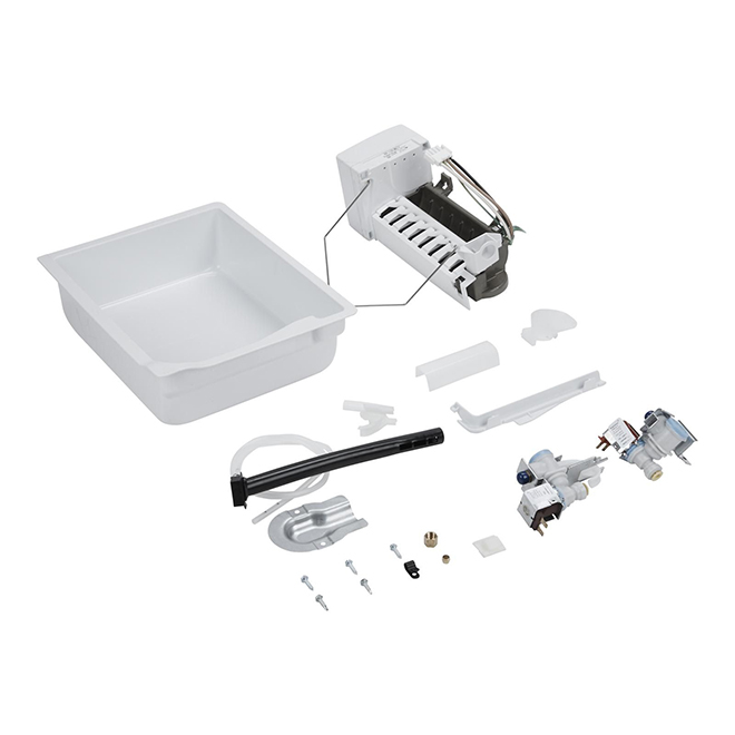 Whirlpool(R) Add-On Ice Maker Kit