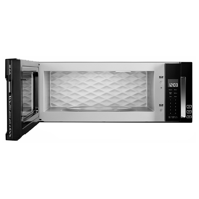 Over-the-Range Microwave Oven - 1.1 cu. ft. - Black