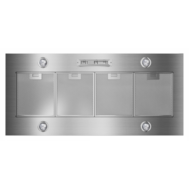 KitchenAid(R) Range Hood Liner - 48'' - Stainless Steel