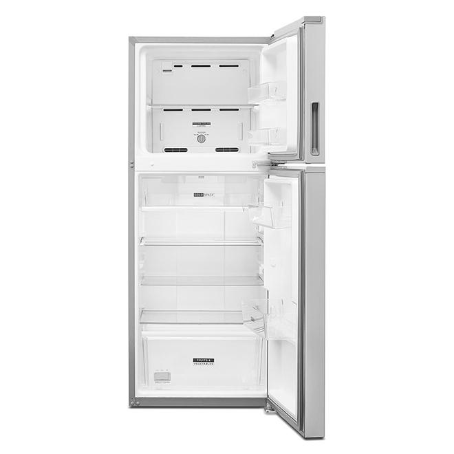 Whirlpool Top-Freezer Refrigerator - 11.6-cu ft - 24-in - White - Energy Star