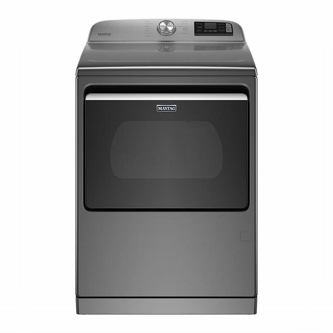 Maytag Smart Gas Dryer - Extra Power - 7,4 cu.ft - Slate