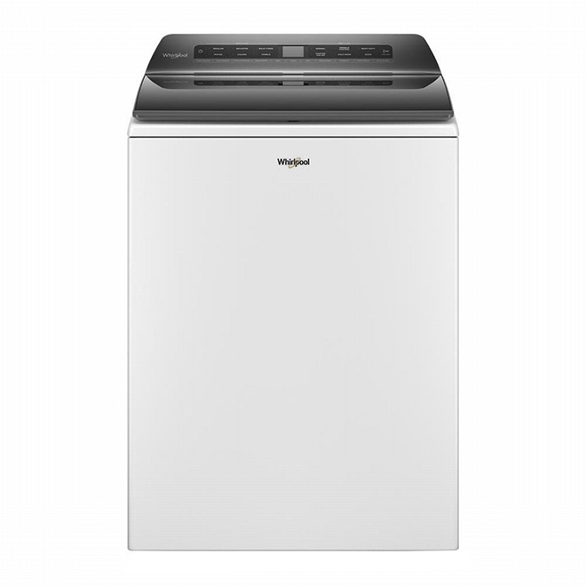 Whirlpool(TM)Top-Load Washer - 5.4 cu. ft. - White