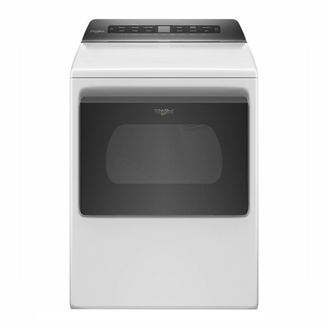 Whirlpool Electric Dryer - 7.4 cu.ft. - White
