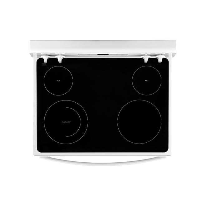 Cuisinière autonettoyante avec Frozen Bake(MC), 5,3 pi²