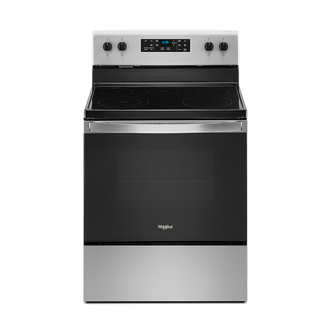 Self-Cleaning Range with Frozen Bake(TM) - 5.3 cu. ft.
