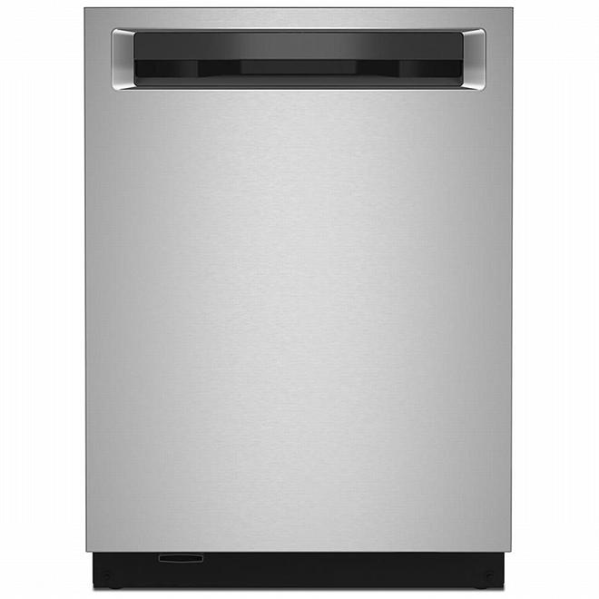 "KitchenAid Built-In Dishwasher with ProWash(TM) - 24"" - SS"