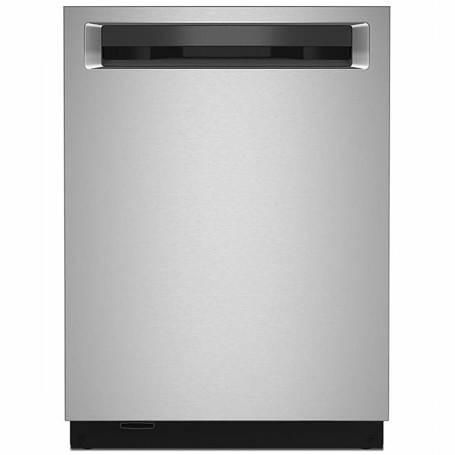 "Built-In Dishwasher - PrintShield - 24"" - Stainless"