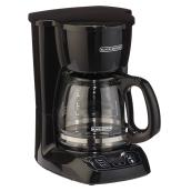 Black & Decker Programmable Coffemaker - 12 Cup - Black