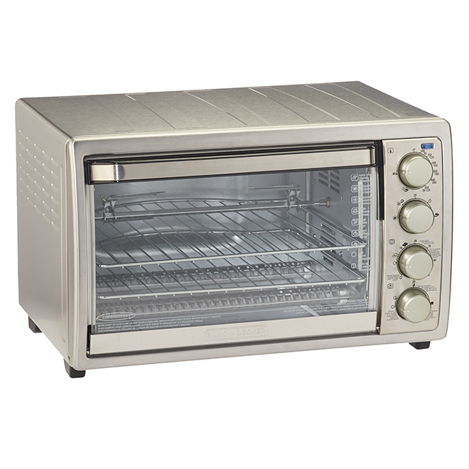 Black & Decker Countertop Convection Oven - Stainless Steel