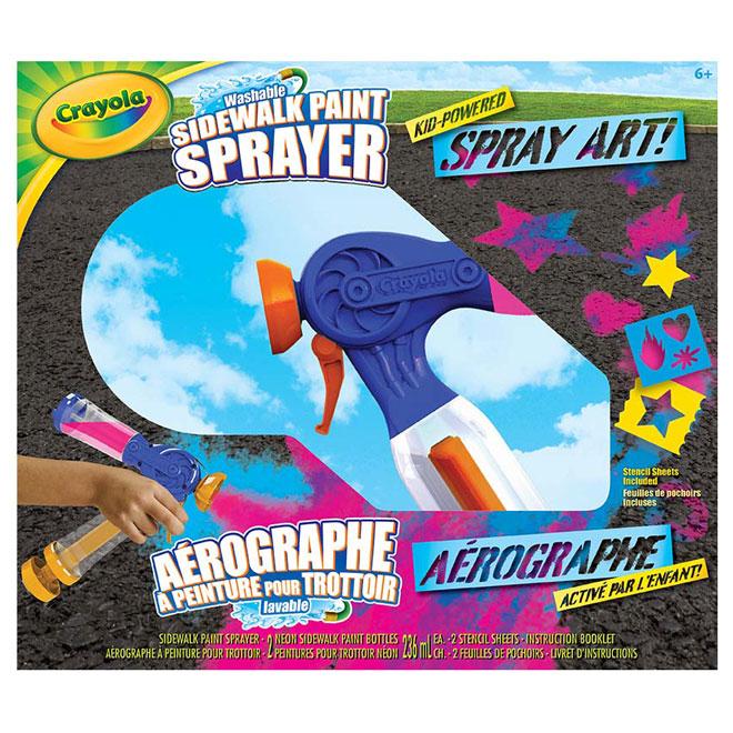 Sidewalk Paint Sprayer - 236 mL