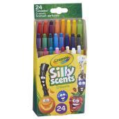 Crayons parfumés « Silly Scents », 24 crayons