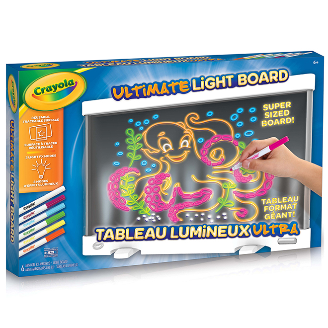 Ultimate Light Board - Ages 6 and up