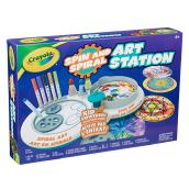Crayola® Art Station - 3-year and up