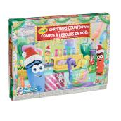 Crayola® Christmas Advent Calendar - 3-Year and Up