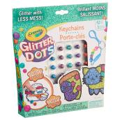 Crayola® Keychain Glitter Dots - 6-year and Up