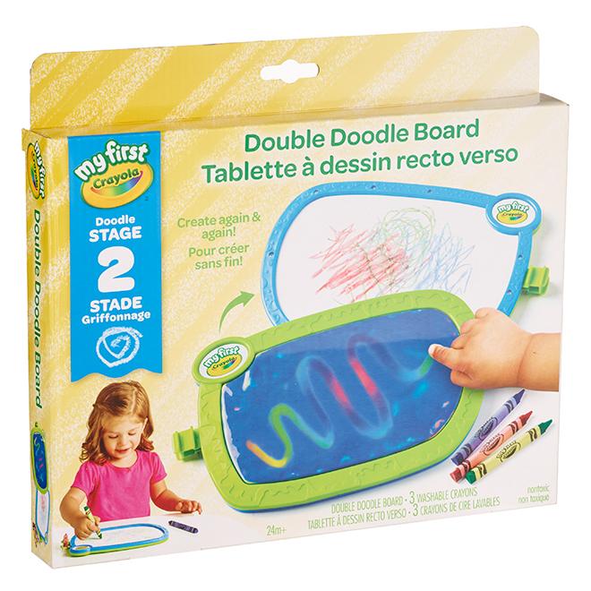 Tablette à dessin Crayola, 24 mois +