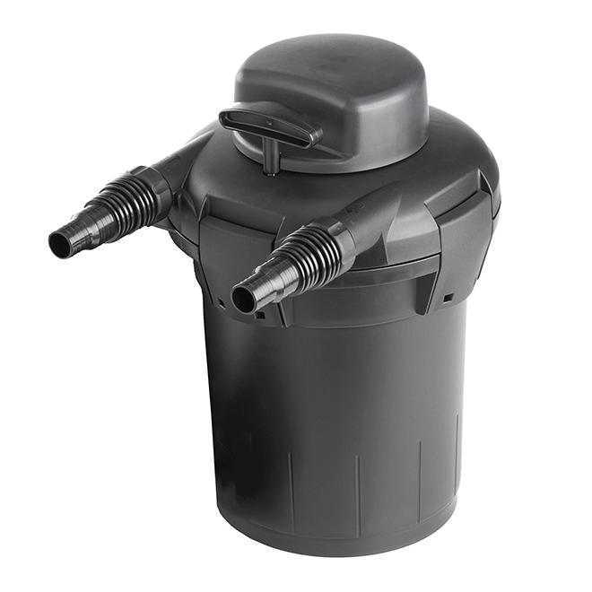 Pressurized UV Pond Filter - 8025 LPH
