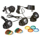 0.5W Pond Light Set - 3 LED - 3 Pack