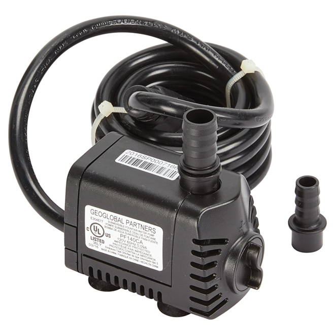 Water Fountain Pump - Up to 3' - 530 LPH