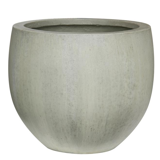 "Ficonstone Planter Pot - 15.75"" - Antique Green"