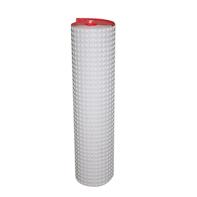 Sous-plancher DMX Airflow LVT pour plancher de vinyle, 100 pi²