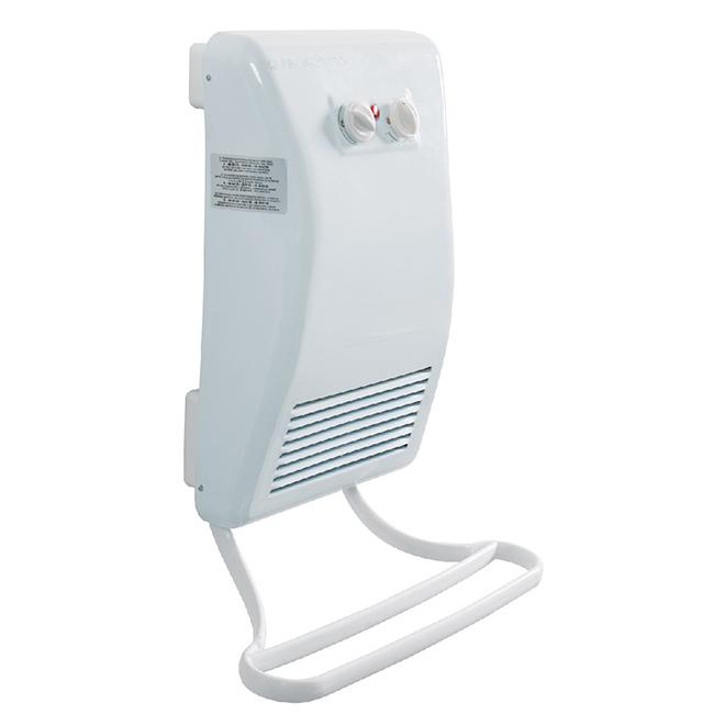 Utilitech Nordik Wall Mount Convector, Wall Mounted Bathroom Heater