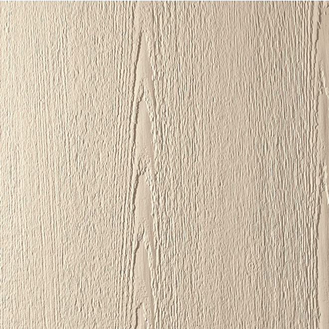 """Engineered Wood Soffit - 3/8"""" X 4' X 8' - Primed"""