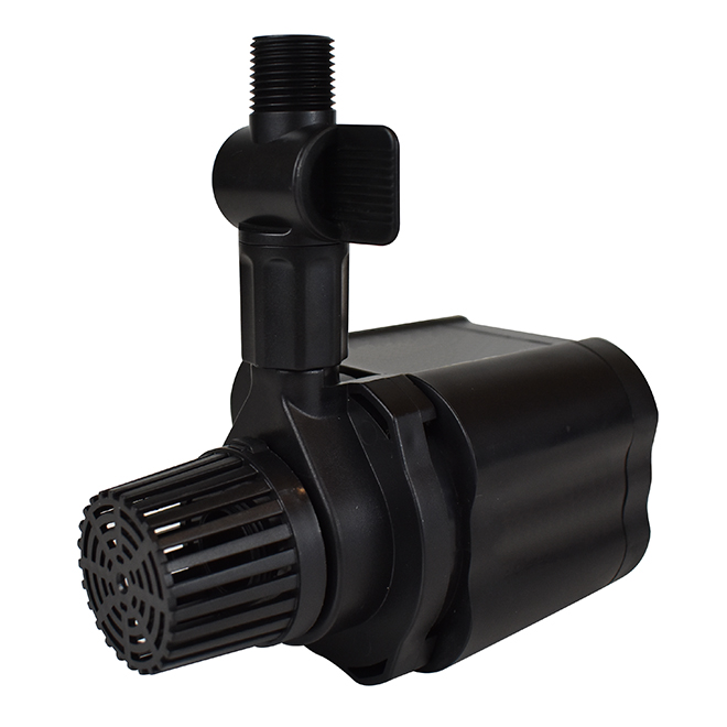 Pump for 1000-gallon Pond - 560 GPH