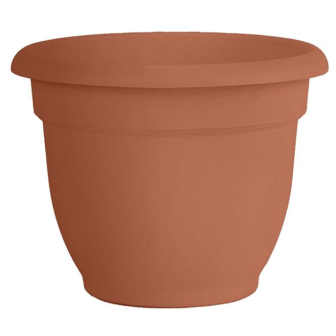 Planter ' Ariana ' - Resin - 16'' - Terra Cotta
