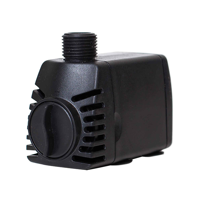 "Fountain Pump - 5' Height - Tubing 1/2"" or 3/4"" - 300 GPH"