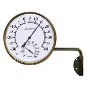 Swivel Thermometer with Humidity Measure - 3.5