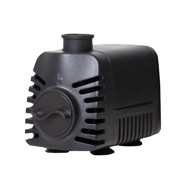 "Fountain Pump - 36"" Height - Tubing 3/8"" or 1/2"" - 155 GPH"
