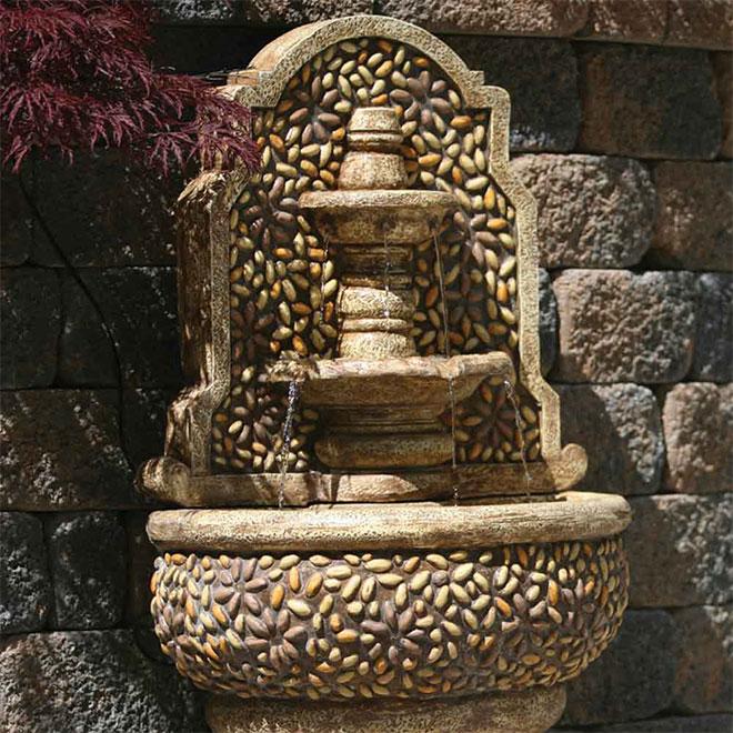 """Pompe pour fontaine de 36"""", raccord de 3/8"""" ou 1/2"""", 155 GPH"""