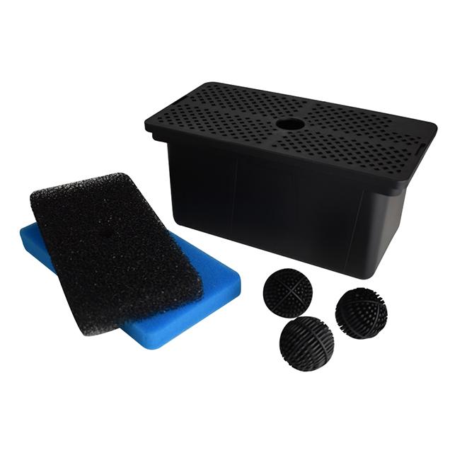 Pump Filter Box - Universal - Plastic